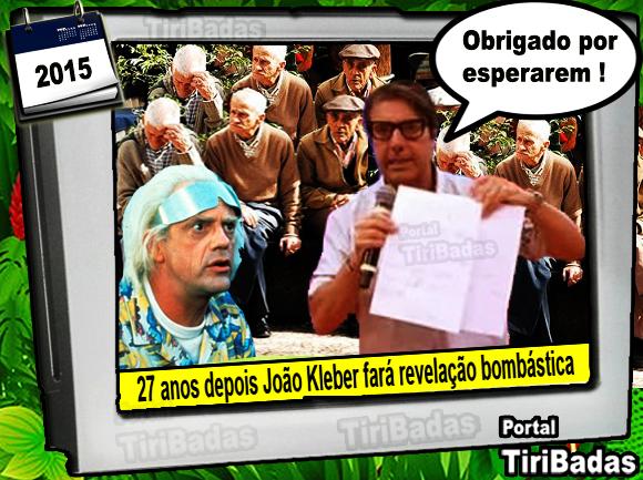 27 anos depois João Kleber fará a revelação bombástica!