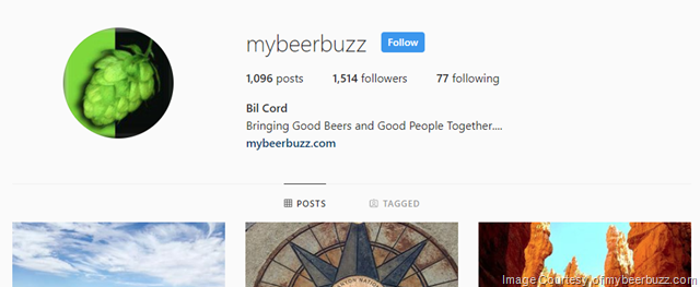 Love Beer & Love Instagram?  Four Ways to Grow Your Instagram Followers