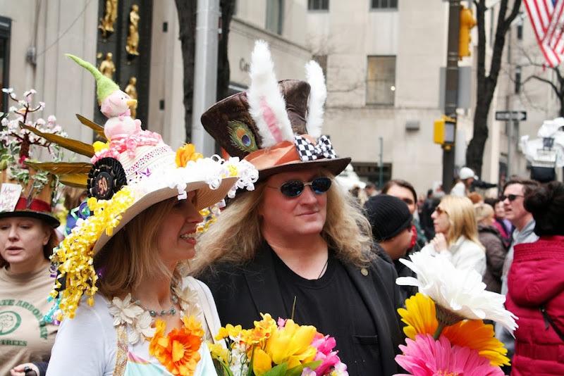 Desfile de sombreros Nueva York