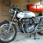 Freds caferacer