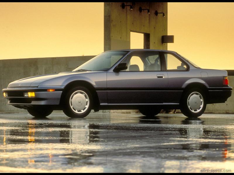 1991 honda prelude coupe specifications pictures prices rh cars specs com 1990 honda prelude repair manual 1993 Honda Prelude