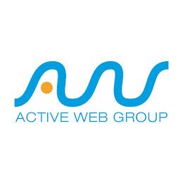Active Web Group logo