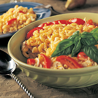 Macaroni Casserole with Three Cabot Cheeses