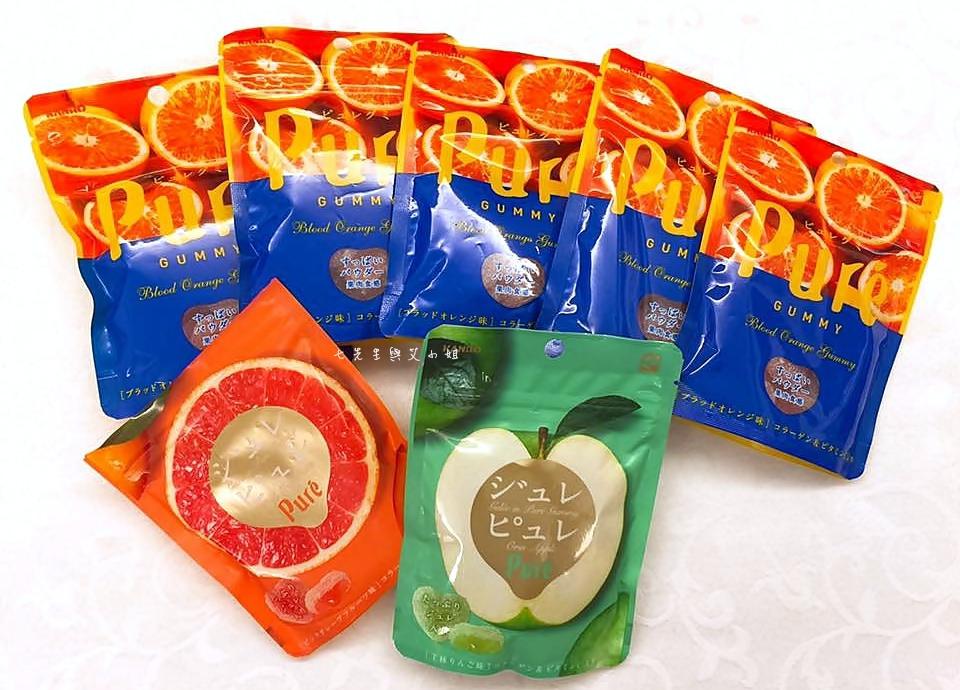2 日本軟糖推薦 日本人氣軟糖