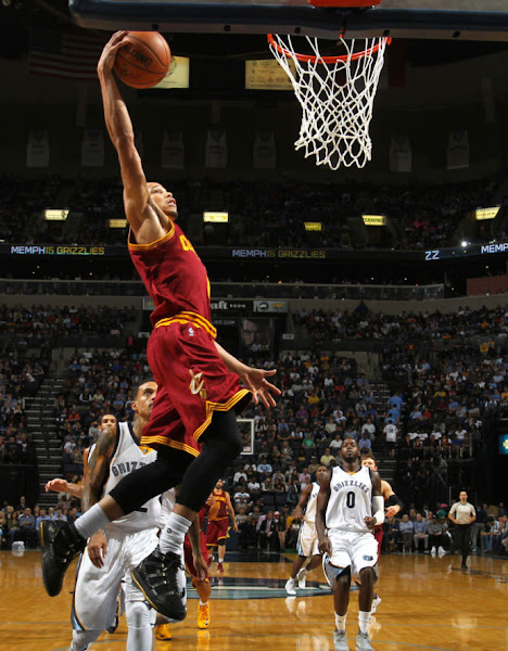Nobody Rocks Nike LeBrons the Way Jared Cunningham Does