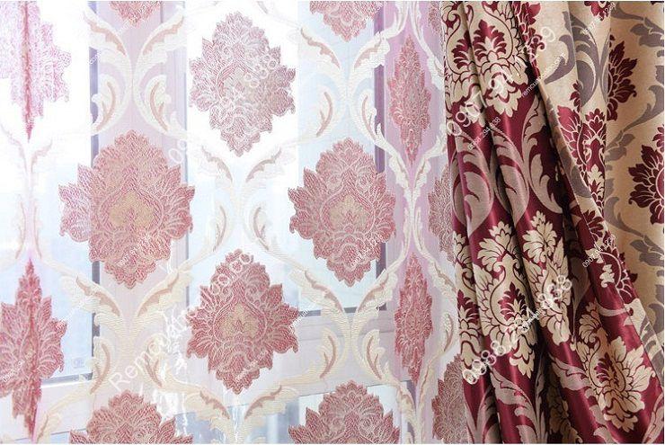Rèm vải đẹp hà nội vector hoa đông á 12