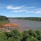 Ao Iguaçu e ao Parana