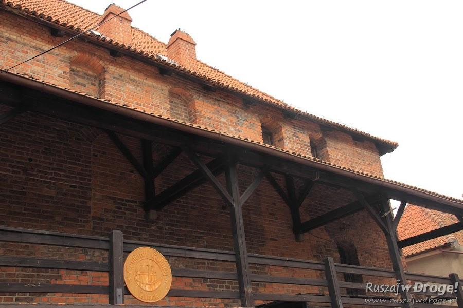 Zamek Krzyżacki w Nowem