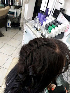 Hair dressing bussiness with less than 100 thousand