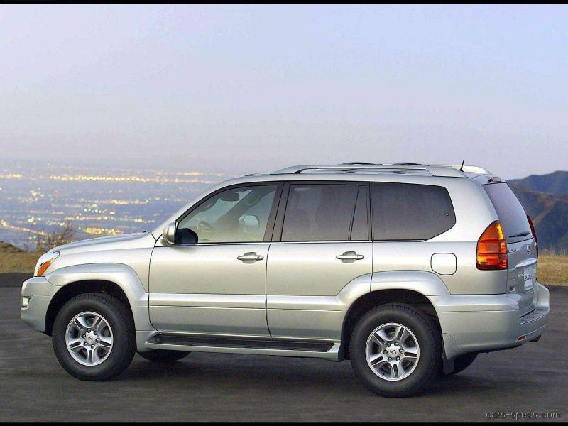 2005 Lexus GX 470 SUV Specifications, Pictures, Prices