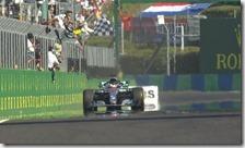 Lewis Hamilton vince il gran premio d'Ungheria 2018