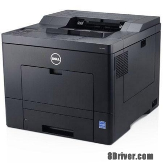 download Dell C2660dn printer's driver