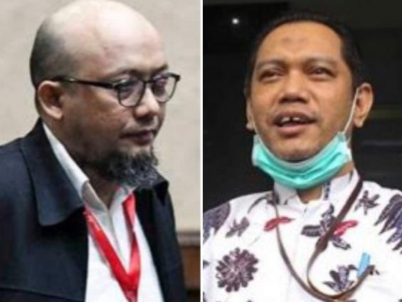 Novel Baswedan Cs Bentuk IM57, Pimpinan KPK Langsung Bereaksi: Sekali lagi...