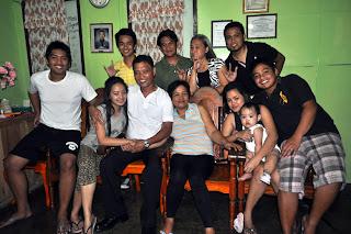 April 30: Kathrina Mae's Family (Cauayan City, Isabela)