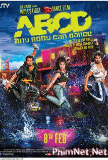 Phim Cùng Nhảy Múa Nào Full Hd - Any Body Can Dance - Abcd