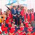 Academia Aérea gana competencia por pelotones en la 2da.Carrera 10k del Ministerio de Defensa