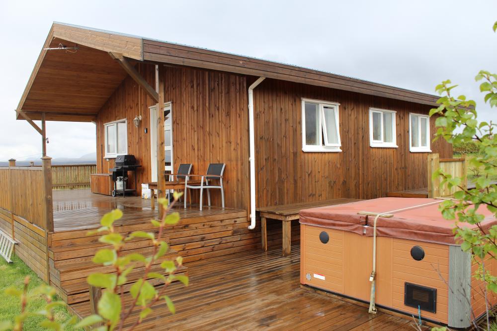Icelandic stylish cottage nearby the South Coast of Iceland