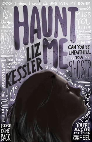 Haunt Me Liz Kessler cover