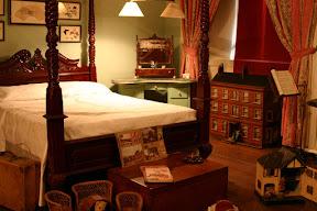 Children's bedroom, Westport House