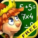 Hudriks Math For Kids Lite icon