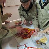 Woensdag 7 december 2011 | Pizzas bakken