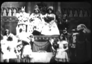 As Aventuras de Alice no País das Maravilhas, 1910 - Tribunal