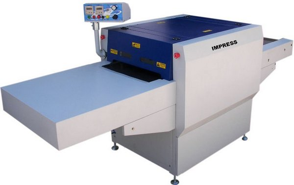 Continuous Fusing Machine
