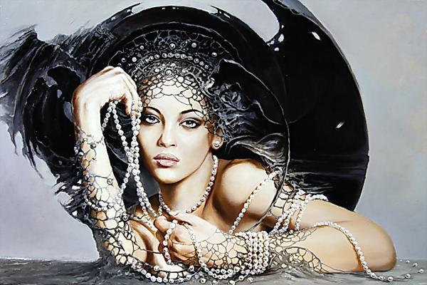 Horror Queen From Underworld, Dark Goddess
