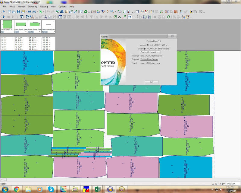 Download Setup Optitex 15.3 With CutPlan Full Free 2