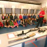 Vijfde leerjaar op bezoek bij de lokale politie van Aalst (05/15)