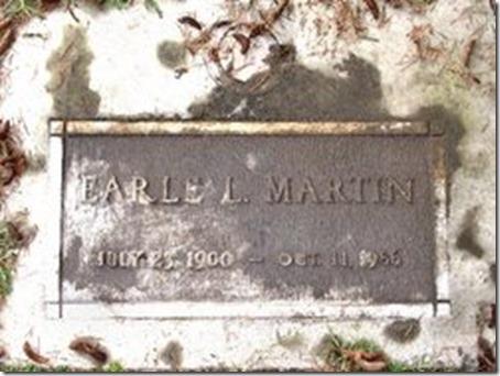 Martin Earle