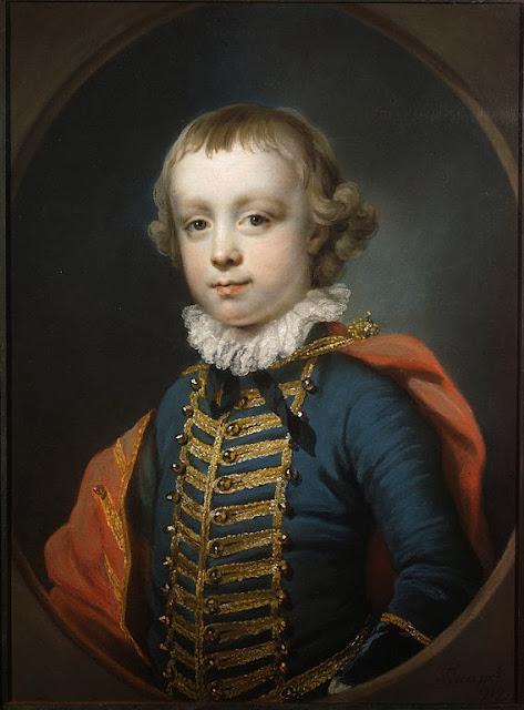 Francis Cotes - Francis Vernon