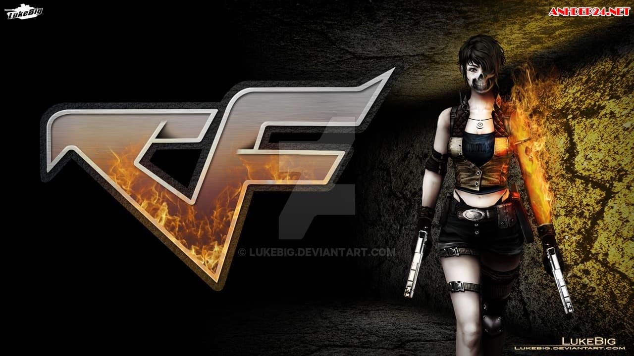 Top 35 hình nền game CF đột kích đẹp full HD