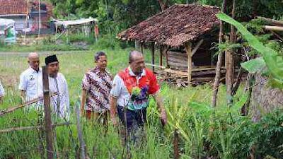 Kunker ke Kuningan, Ketua DPD RI Kunjungi Petilasan Prabu Siliwangi