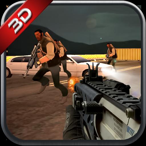 Army Sniper Gun War Survival
