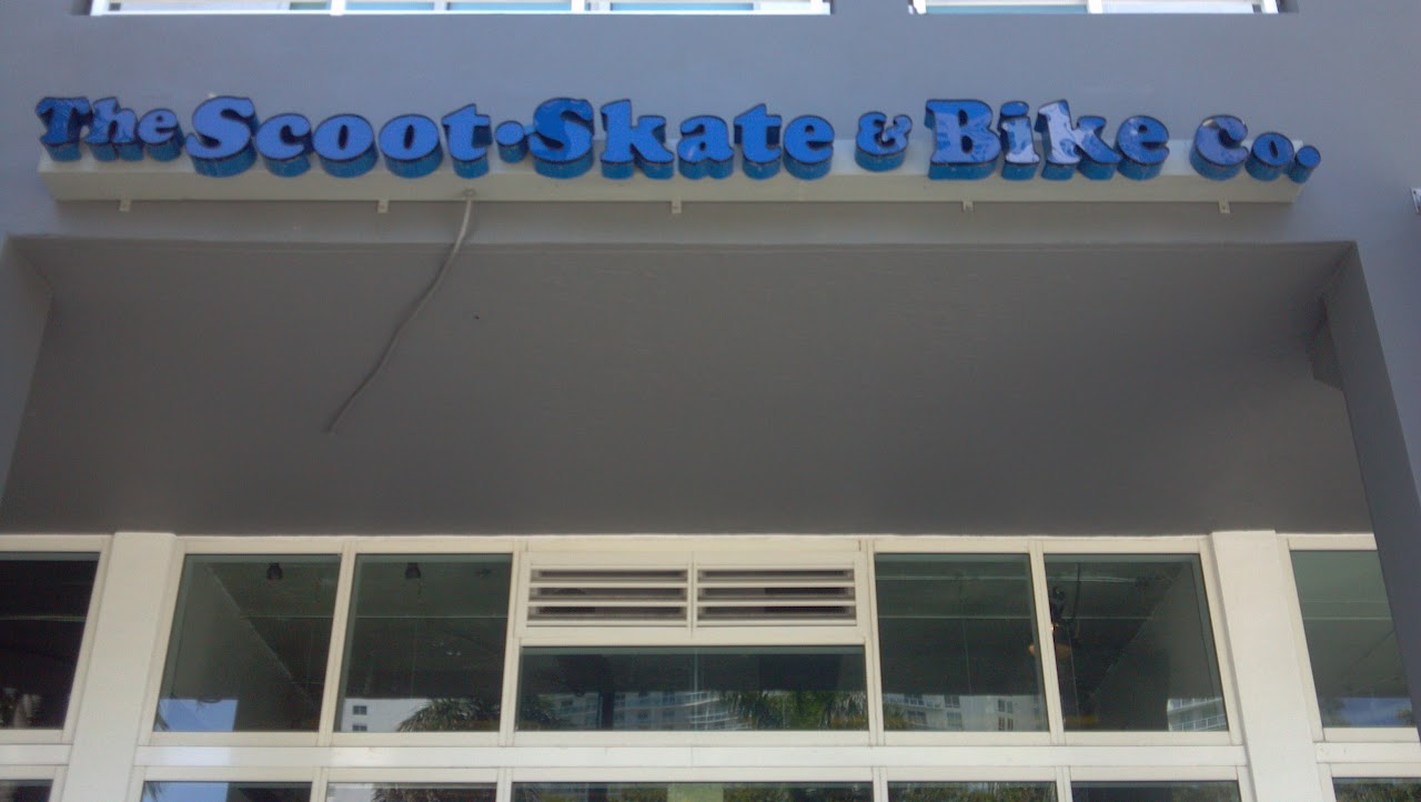 Bicycle Shop Miami Florida | The Scoot, Skate & Bike Co at 275 NE 18th St, Ste 110, Miami, FL