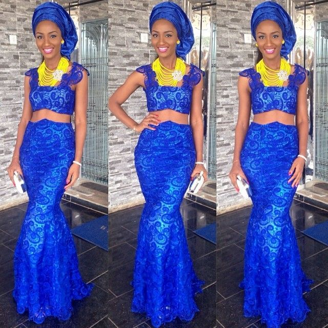 Nigerian Traditional Wedding Dresses 2016 Styles 7