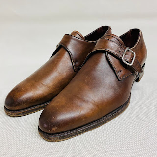 Joseph Cheaney & Sons Monkstraps