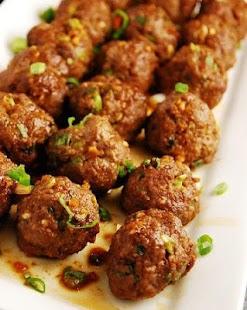 Meatball Recipes - náhled