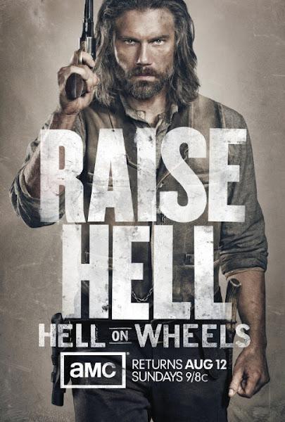 Hell on Wheels - Bánh xe địa ngục
