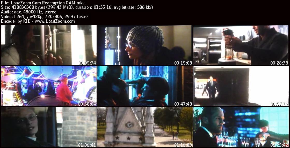 movie screenshot of Redemption fdmovie.com