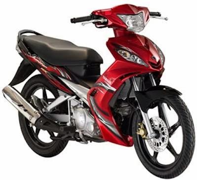 Spesifikasi Jupiter MX 135 Lama, Mari Kita Flashback Bro !!!