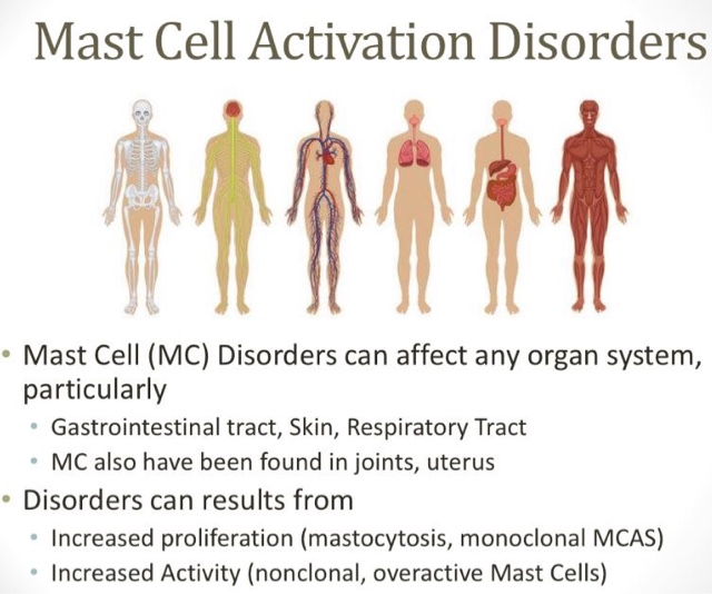 Tenacious PT: How Mast Cell Activation Disorder and Histamine