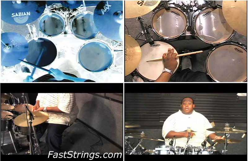 Kenneth 'Bam' Alexander - Hear and Play Drums 101
