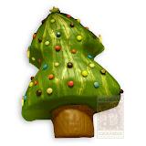 4. kép: Karácsonyi torták - Fenyőfa torta