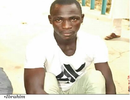 Man Caught Trying To Sell Human Eyeball For N250k In Niger State