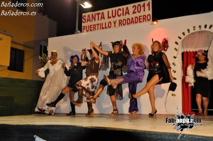 Scala en Hifi Mayores Fiestas en Honor a Santa Lucía 2011 El Puertillo