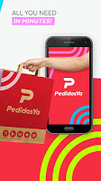 screenshot of PedidosYa - Delivery Online