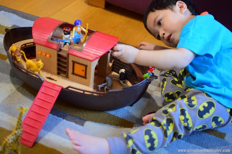 Playmobil's Noah's Ark