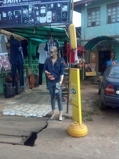 Shop in Owerri, Nigeria